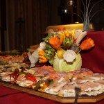Koud buffet -restaurant 't Vlack Egmond